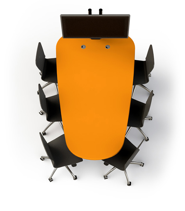 Huddle Collaborative Desk