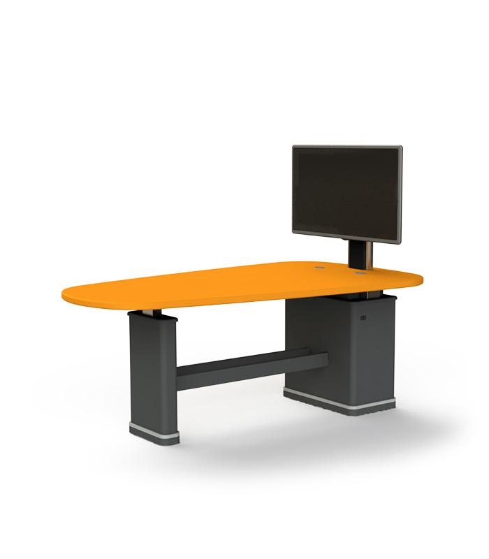 Collaborative Huddle Desk