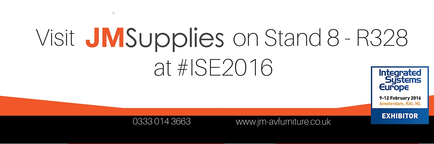 Stand 8-R328 ISE 2016